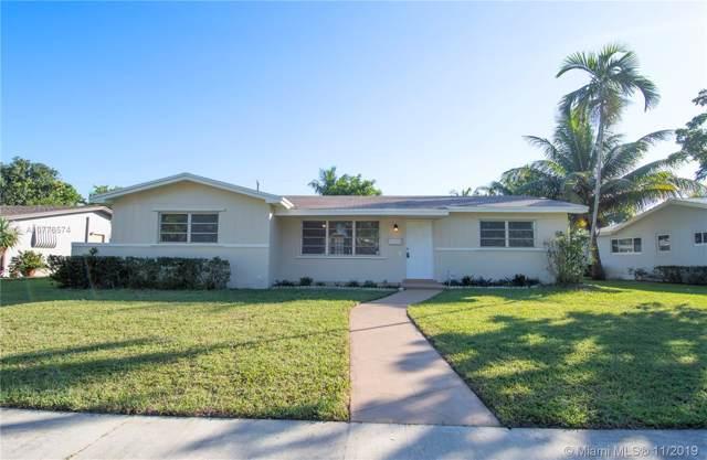 4508 Van Buren St, Hollywood, FL 33021 (#A10776574) :: Real Estate Authority