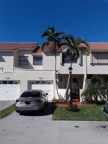 21190 Mainsail Cir A16, Aventura, FL 33180 (MLS #A10776602) :: The Riley Smith Group