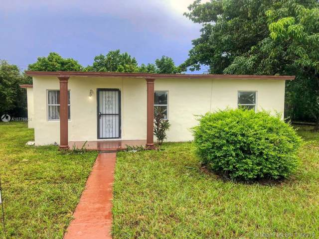 15825 NW 22nd Ct, Opa-Locka, FL 33054 (#A10776824) :: Real Estate Authority
