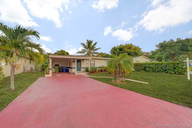 1028 NW 7 Terrace, Fort Lauderdale, FL 33311 (#A10776834) :: Real Estate Authority