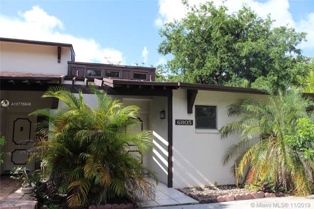 6805 SW 38th St 1-F, Miramar, FL 33023 (#A10776848) :: Real Estate Authority