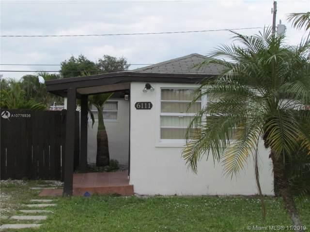 6111 SW 39th St, Miramar, FL 33023 (MLS #A10776936) :: Grove Properties