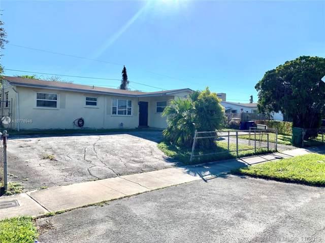 1040 NE 196 St, Miami, FL 33179 (MLS #A10776946) :: Green Realty Properties