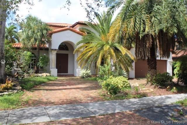 16106 NW 81st Ct, Miami Lakes, FL 33016 (MLS #A10776978) :: Albert Garcia Team