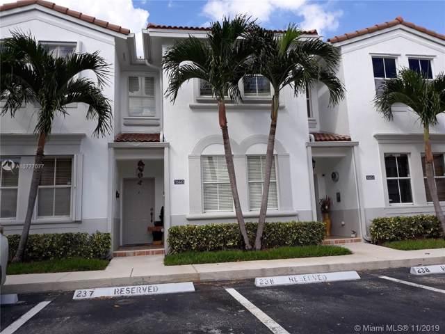 15661 SW 39th St #237, Miramar, FL 33027 (MLS #A10777077) :: Berkshire Hathaway HomeServices EWM Realty