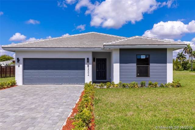 32206 SW 199th Ct, Homestead, FL 33030 (MLS #A10777159) :: The Jack Coden Group