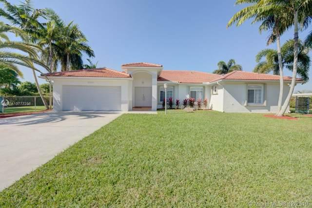 27850 SW 154th Ave, Homestead, FL 33032 (MLS #A10777256) :: Berkshire Hathaway HomeServices EWM Realty