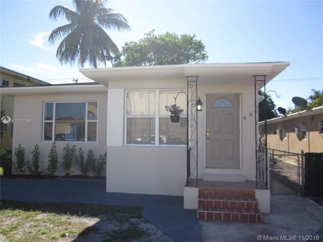 466 E 28th St, Hialeah, FL 33013 (MLS #A10777385) :: Berkshire Hathaway HomeServices EWM Realty