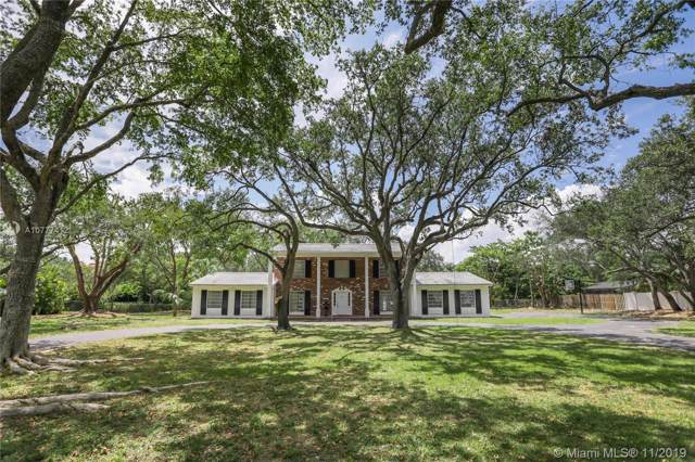 10700 Old Cutler Road, Pinecrest, FL 33156 (MLS #A10777412) :: Grove Properties