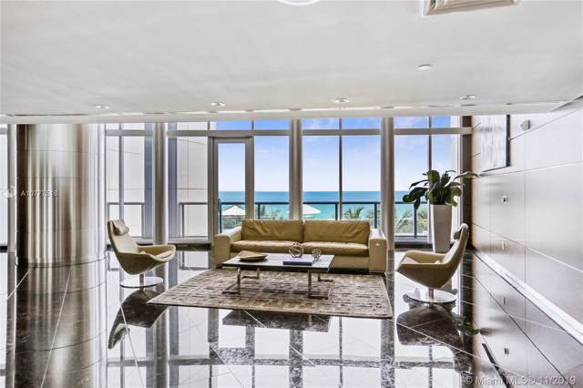 17001 Collins Ave #801, Sunny Isles Beach, FL 33160 (MLS #A10777518) :: The Riley Smith Group