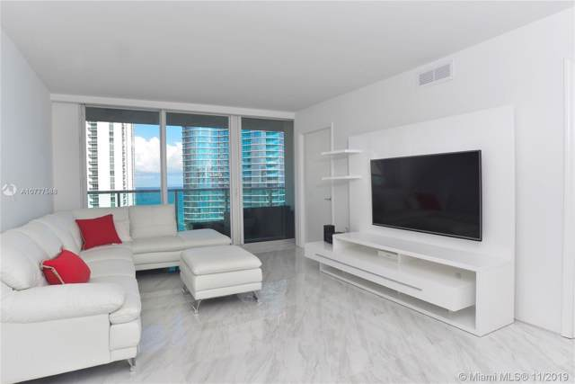 100 Bayview Dr #1714, Sunny Isles Beach, FL 33160 (MLS #A10777588) :: The Riley Smith Group