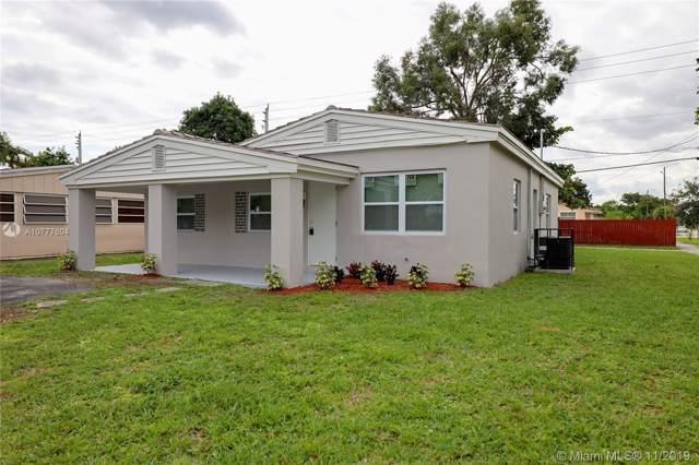 1500 NE 183rd St, North Miami Beach, FL 33179 (MLS #A10777604) :: Grove Properties