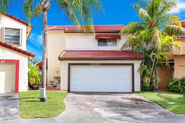 13393 SW 11th Ln, Miami, FL 33184 (MLS #A10777641) :: The Jack Coden Group