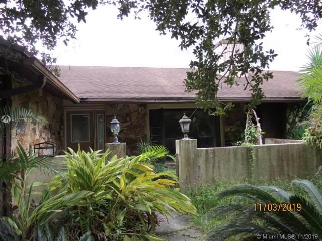 19050 SW 284th St, Homestead, FL 33030 (#A10777689) :: Dalton Wade