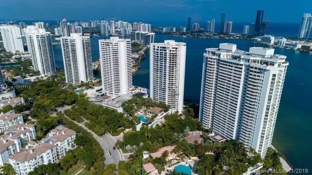 2000 Island Blvd #910, Aventura, FL 33160 (MLS #A10777713) :: The Riley Smith Group