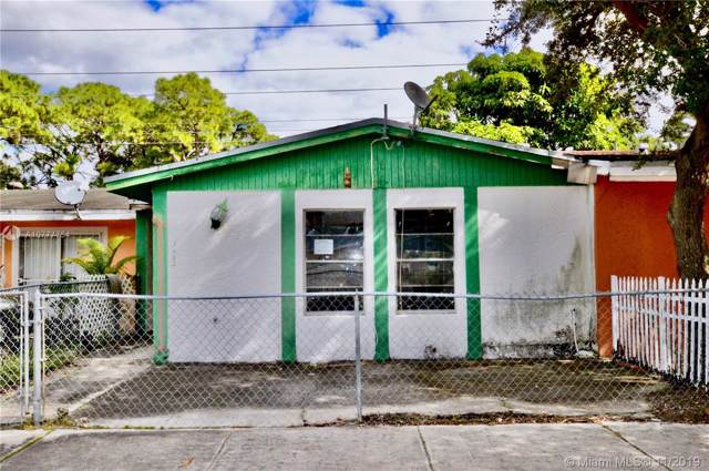 3862 NW 213th St, Miami Gardens, FL 33055 (#A10777754) :: Dalton Wade