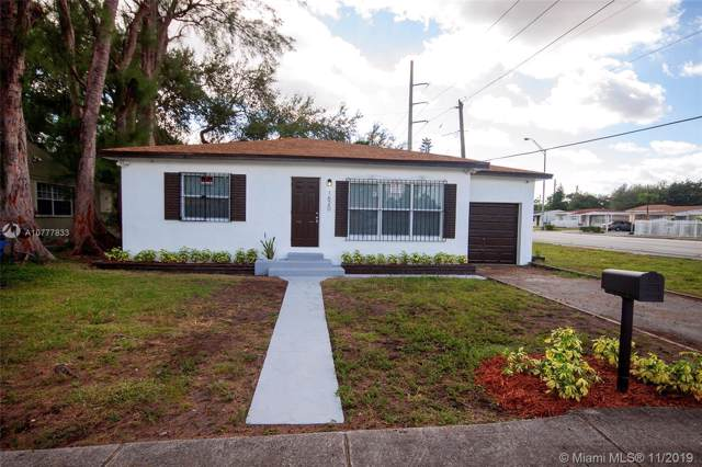 1620 NW 89th St, Miami, FL 33147 (MLS #A10777833) :: The Jack Coden Group