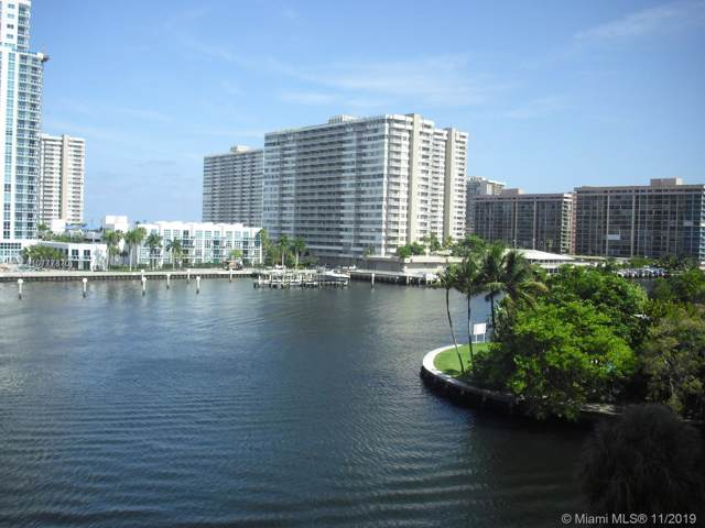 121 Golden Isles Dr #407, Hallandale Beach, FL 33009 (MLS #A10777870) :: Patty Accorto Team