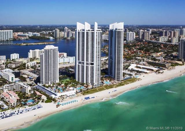 18001 Collins Ave #810, Sunny Isles Beach, FL 33160 (MLS #A10778006) :: The Riley Smith Group