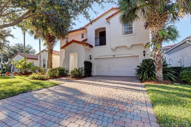 721 Bocce Court, Palm Beach Gardens, FL 33410 (MLS #A10778036) :: United Realty Group