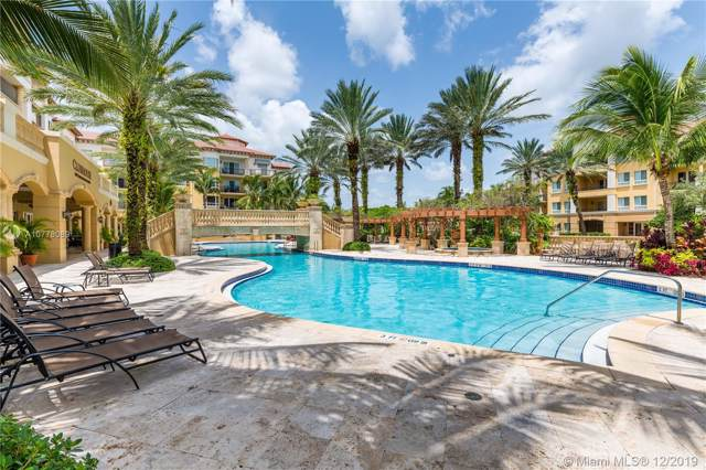 16102 Emerald Estates Dr #413, Weston, FL 33331 (MLS #A10778089) :: Albert Garcia Team