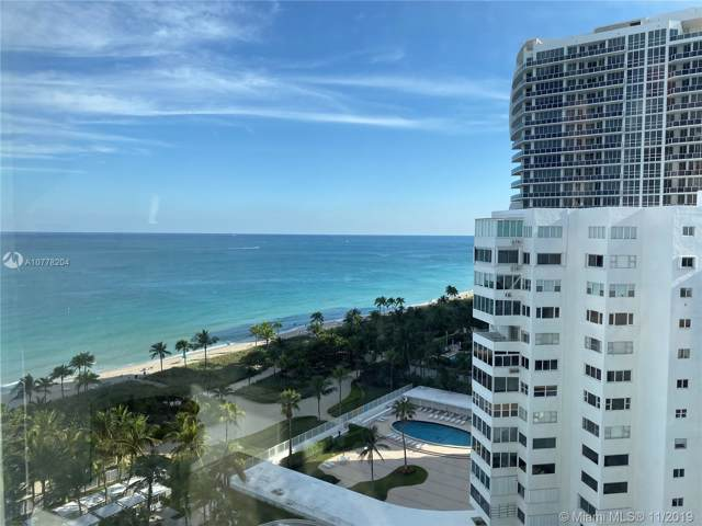 10275 Collins Ave #1216, Bal Harbour, FL 33154 (MLS #A10778204) :: Patty Accorto Team