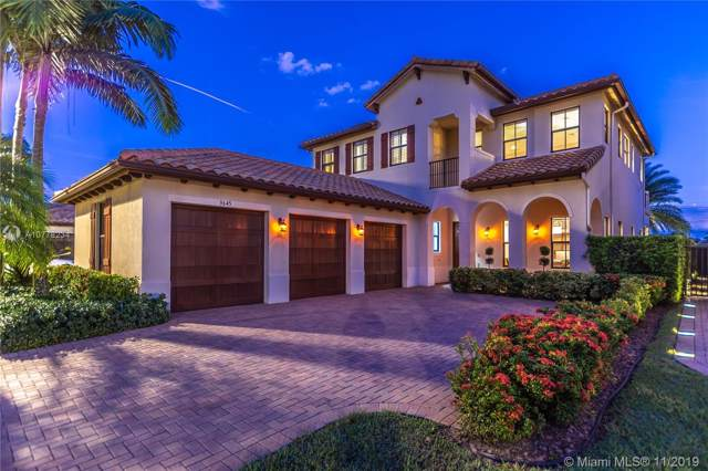 3645 NW 85th Ter, Cooper City, FL 33024 (MLS #A10778234) :: The Teri Arbogast Team at Keller Williams Partners SW
