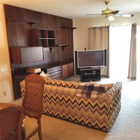 1001 Hillcrest Ct #314, Hollywood, FL 33021 (MLS #A10778271) :: Berkshire Hathaway HomeServices EWM Realty