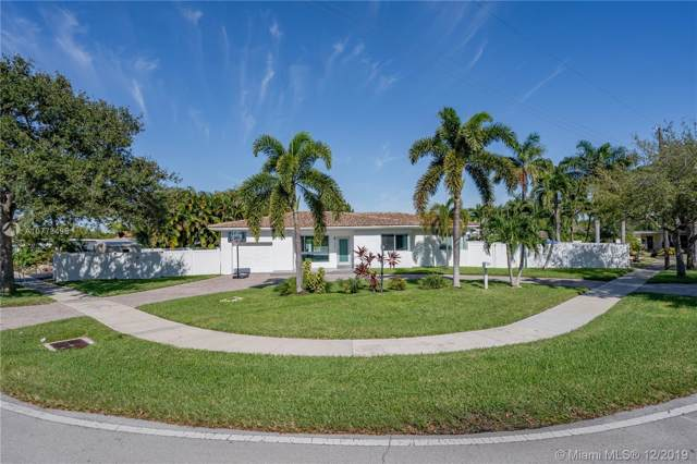 1985 N Hibiscus Dr, North Miami, FL 33181 (MLS #A10778495) :: The Riley Smith Group