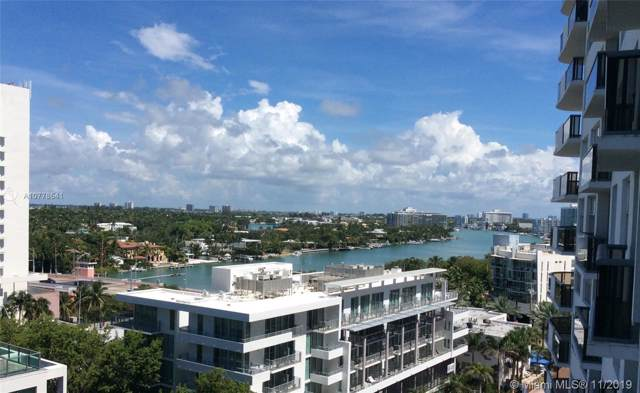 6039 Collins Ave #1134, Miami Beach, FL 33140 (MLS #A10778541) :: The Teri Arbogast Team at Keller Williams Partners SW