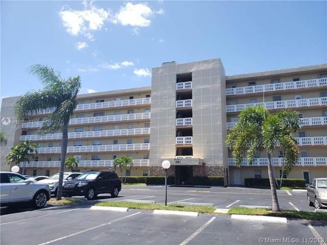 441 SE 3rd St #104, Dania Beach, FL 33004 (MLS #A10778563) :: Patty Accorto Team