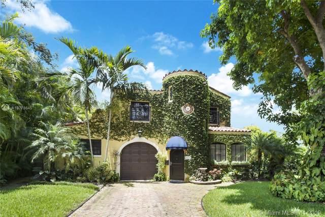 611 San Antonio Ave., Coral Gables, FL 33146 (MLS #A10778645) :: Berkshire Hathaway HomeServices EWM Realty