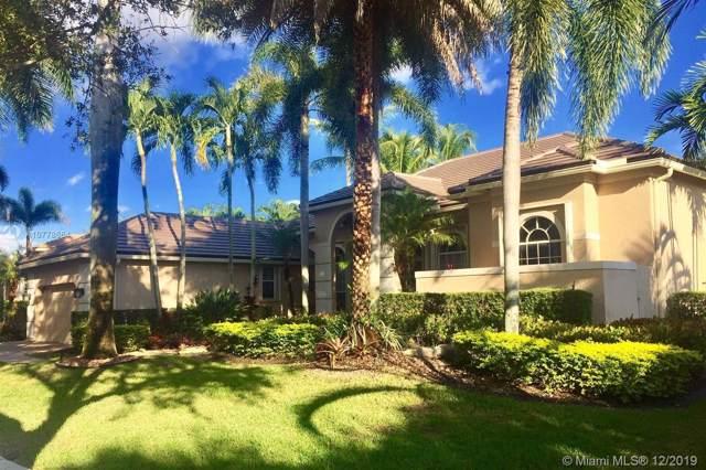 1623 Island Way, Weston, FL 33326 (MLS #A10778664) :: Grove Properties