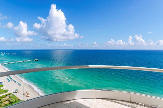 16047 Collins Avenue #2102, Sunny Isles Beach, FL 33160 (MLS #A10778671) :: The Howland Group