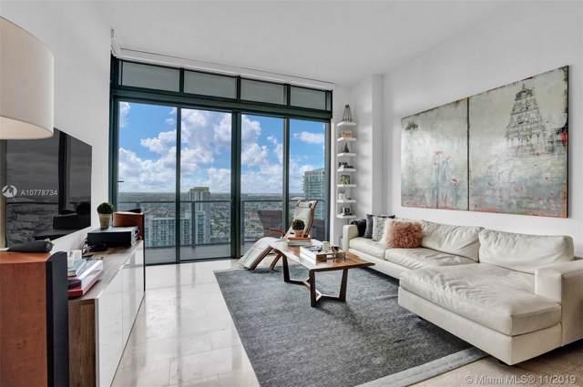 68 SE 6th St #4010, Miami, FL 33131 (MLS #A10778734) :: Berkshire Hathaway HomeServices EWM Realty