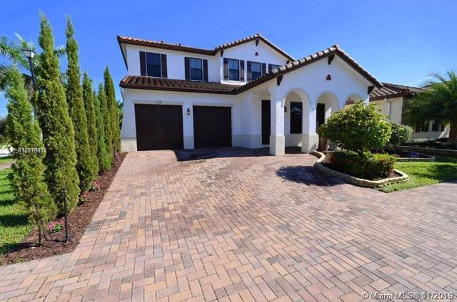 2687 NW 84th Way, Cooper City, FL 33024 (MLS #A10778802) :: The Teri Arbogast Team at Keller Williams Partners SW