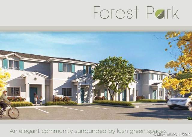1230 NW 3rd Ln #1230, Florida City, FL 33034 (MLS #A10778818) :: Grove Properties