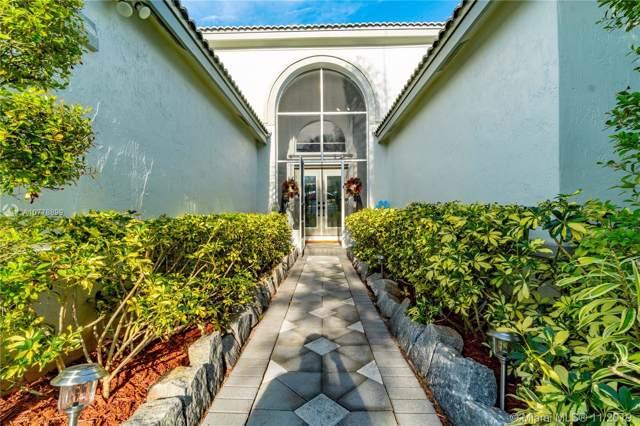 1166 Falls Blvd, Weston, FL 33327 (MLS #A10778899) :: Grove Properties