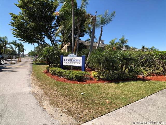 802 Constitution Dr 802E, Homestead, FL 33034 (MLS #A10778936) :: The Adrian Foley Group
