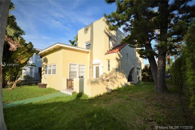 1801 Michigan Ave, Miami Beach, FL 33139 (MLS #A10778952) :: Grove Properties