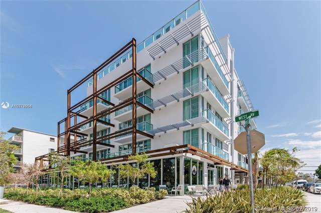 1215 West Ave #402, Miami Beach, FL 33139 (MLS #A10778956) :: Berkshire Hathaway HomeServices EWM Realty