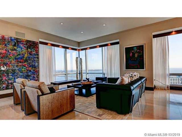 1425 Brickell Ave 42F, Miami, FL 33131 (MLS #A10778969) :: Patty Accorto Team