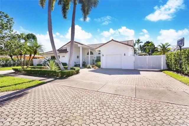 1820 NE 193rd St, Miami, FL 33179 (MLS #A10779004) :: Lucido Global
