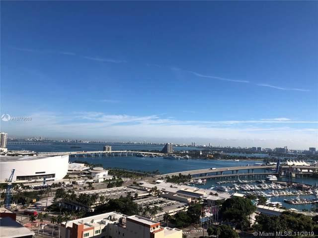 234 NE 3rd St Uph04, Miami, FL 33132 (MLS #A10779069) :: The Teri Arbogast Team at Keller Williams Partners SW