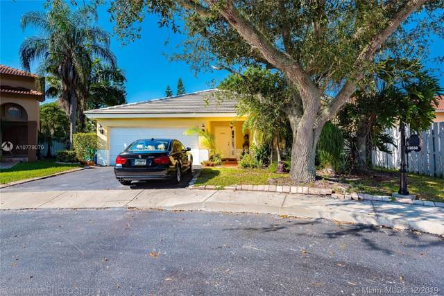12658 NW 11th Pl, Sunrise, FL 33323 (MLS #A10779070) :: Castelli Real Estate Services