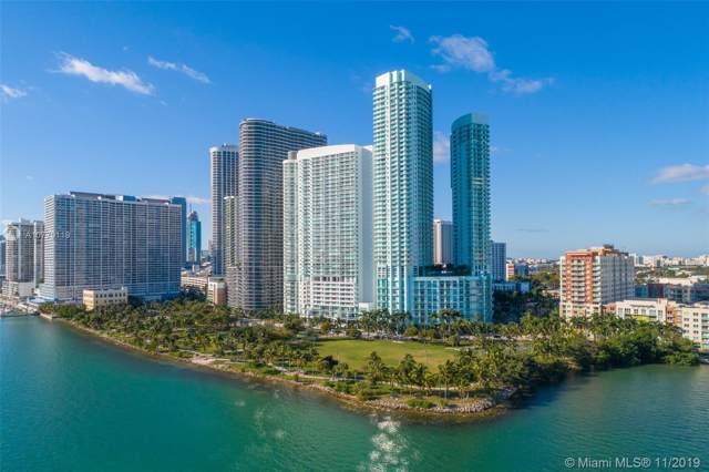 1900 N Bayshore Dr #2411, Miami, FL 33132 (MLS #A10779119) :: The Teri Arbogast Team at Keller Williams Partners SW