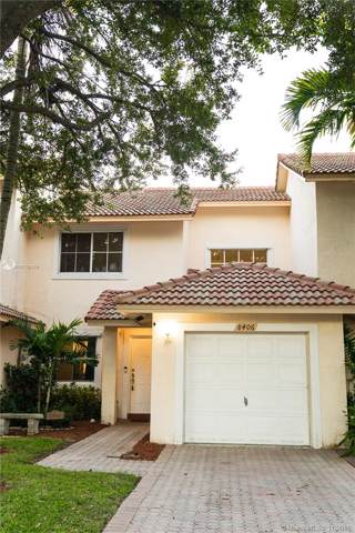 8406 NW 40 COURT #8406, Sunrise, FL 33351 (MLS #A10779139) :: Berkshire Hathaway HomeServices EWM Realty