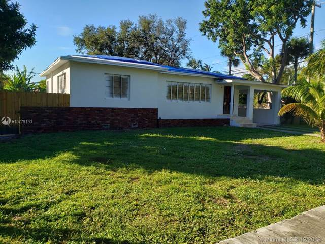 190 NW 97th St, Miami Shores, FL 33150 (MLS #A10779153) :: The Jack Coden Group