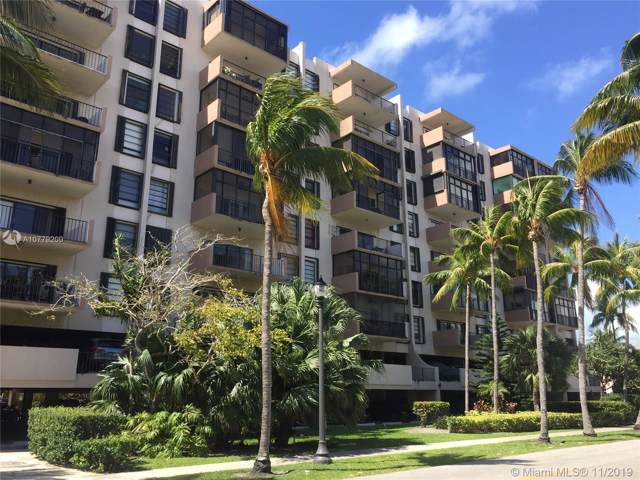575 Crandon Blvd #808, Key Biscayne, FL 33149 (MLS #A10779200) :: Prestige Realty Group