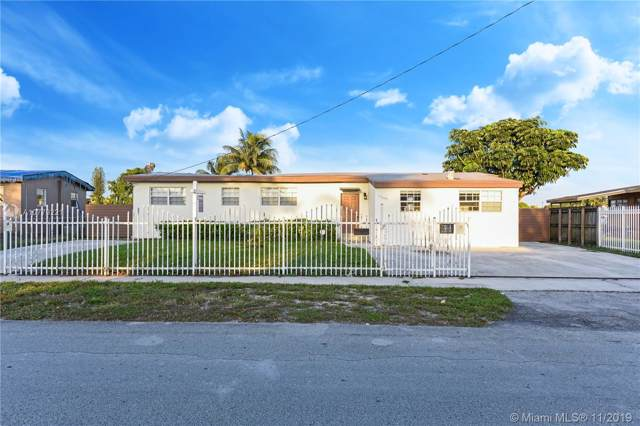 17545 NW 29th Ct, Miami Gardens, FL 33056 (MLS #A10779221) :: Berkshire Hathaway HomeServices EWM Realty